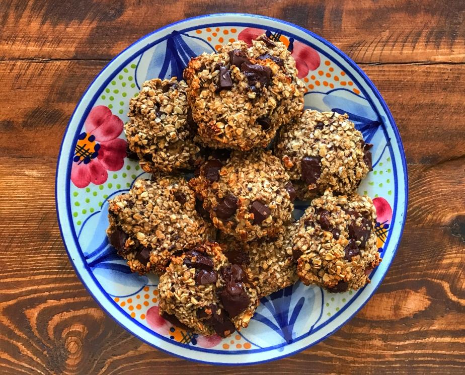 Three Ingredient 'Cookies'